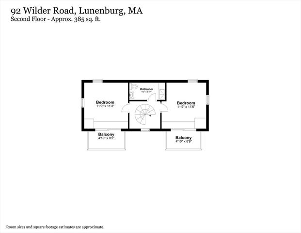 92 Wilder Road Lunenburg MA 01462