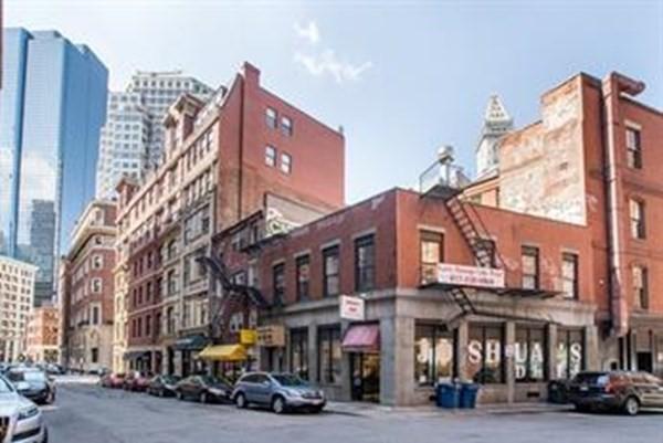 40 Batterymarch Street Boston MA 02109
