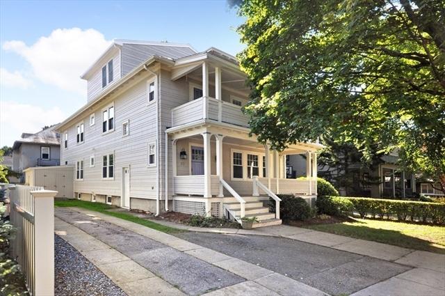 81 Oak Avenue Belmont MA 02478
