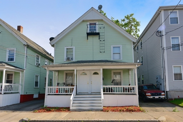 23 Holman Street Attleboro MA 02703