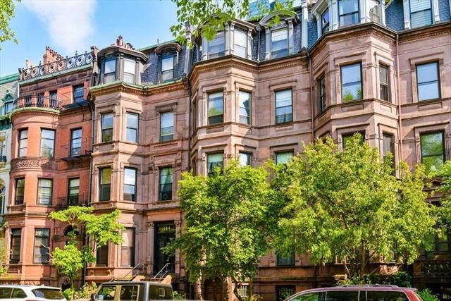 146 Commonwealth Avenue Boston MA 02116