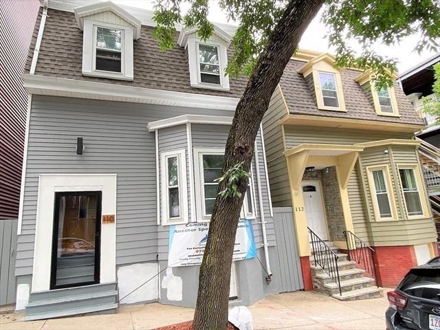 110 Putnam Street Boston MA 02128