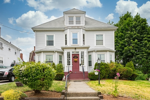 38 Russell Park Quincy MA 02169
