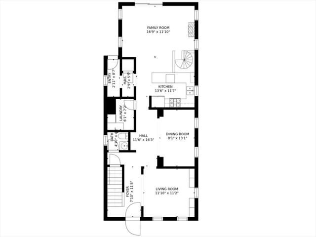 11 Williams Street Hingham MA 02043