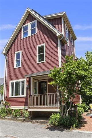 3 Frances Place Cambridge MA 02140
