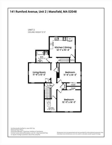 141 Rumford Avenue Mansfield MA 02048