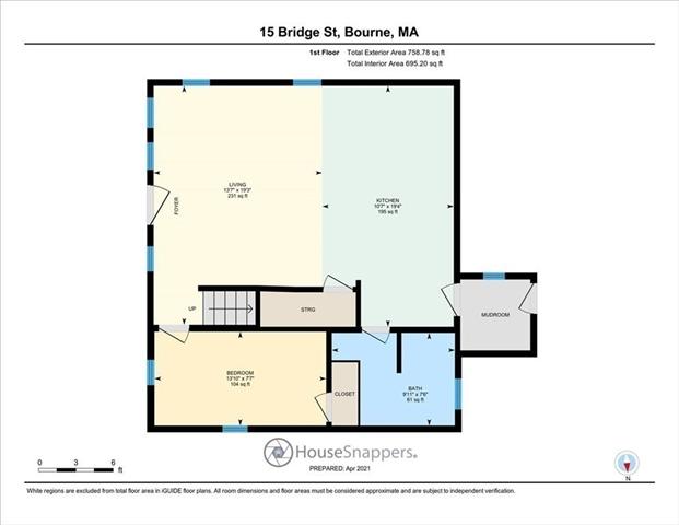 15 Bridge Street Bourne MA 02561