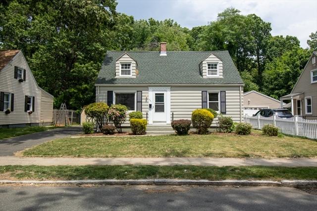 251 Dorset Street Springfield MA 01108