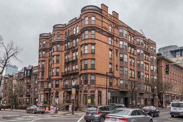 366 Commonwealth Avenue Boston MA 02115