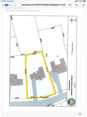 78 Whittier Road Wellesley MA 02481