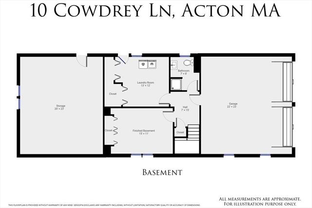 10 Cowdrey Lane Acton MA 01720
