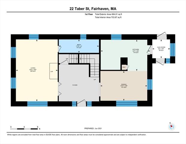 22 Taber Street Fairhaven MA 02719