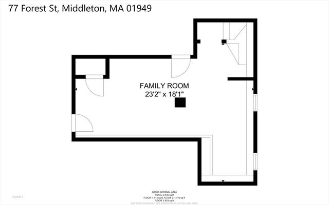 77 Forest Street Middleton MA 01949