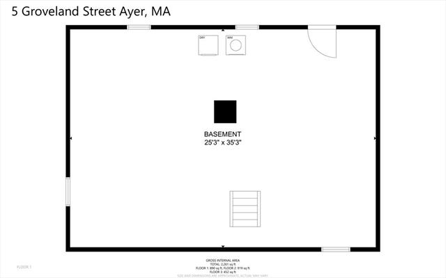 5 Groveland Street Ayer MA 01432