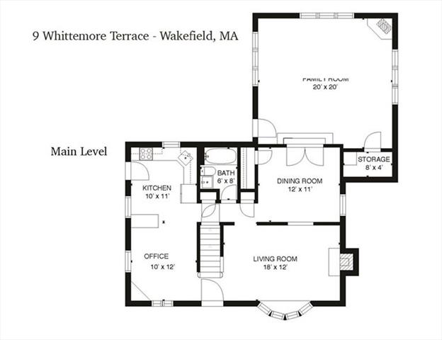 9 Whittemore Wakefield MA 01880