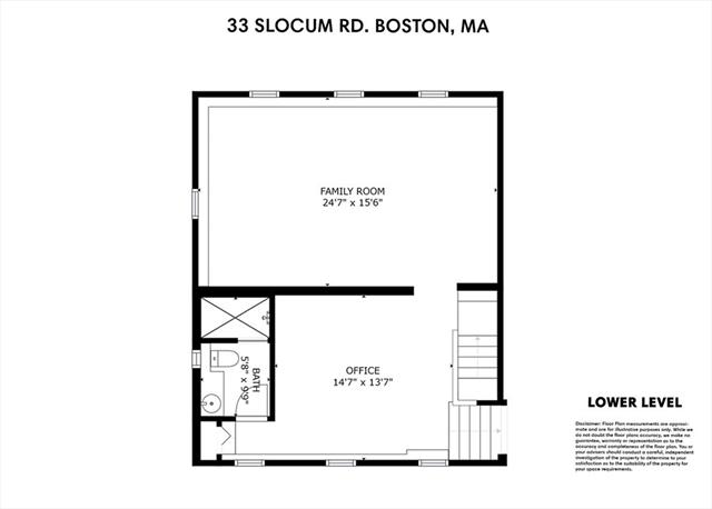 33 Slocum Road Boston MA 02130