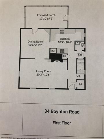 34 Boynton Road Medford MA 02155