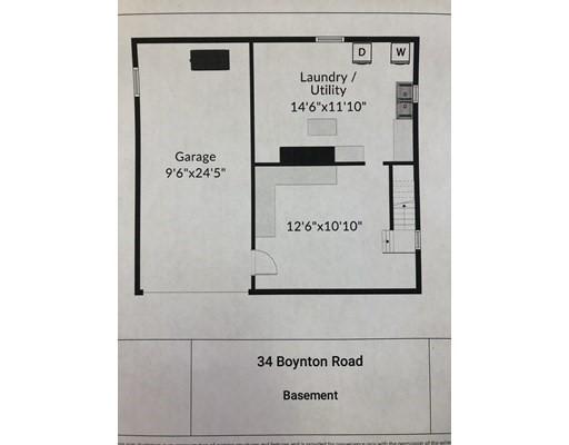 34 Boynton Rd, Medford, MA 02155