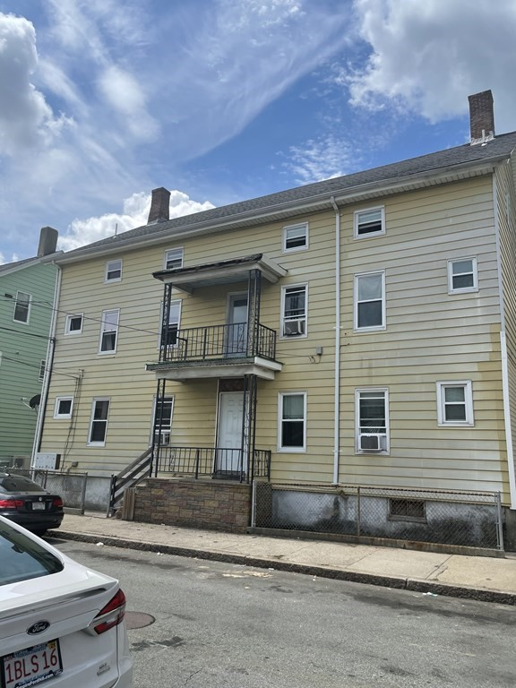 """6 family on same corner lot as 6 family at 187 Brightman St.  Five 2 bedroom units & a 1 bed. Roof and heating system updated , off street parkingProperty  located in an """"Opportunity zone """"  investors incentives"""
