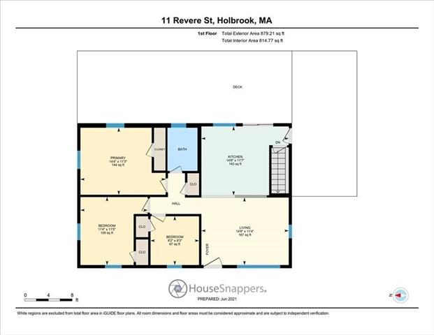 11 Revere Street Holbrook MA 02343