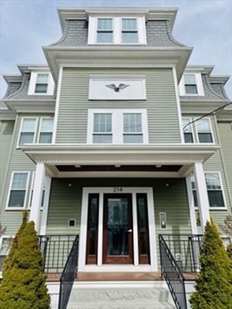 214 East EAGLE Boston MA 02128