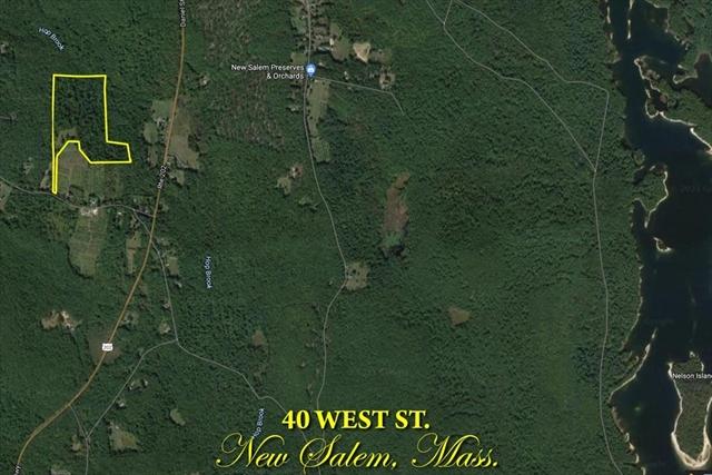 40 West Street New Salem MA 01355
