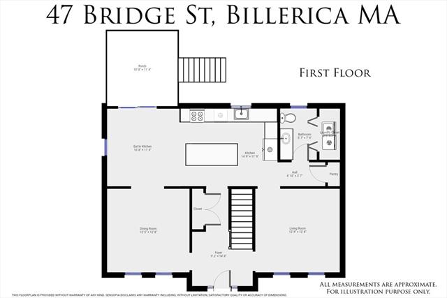 47 Bridge Street Billerica MA 01821
