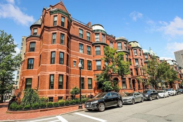 133 Saint Botolph Street Boston MA 02115