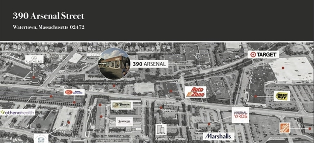 390 Arsenal Street Watertown MA 02472
