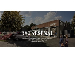 390 Arsenal St, Watertown, MA 02472