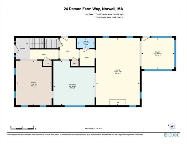 24 Damon Farm Way Norwell MA 02061