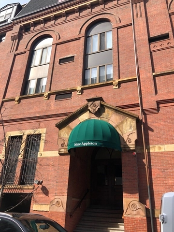 9 Appleton Street Boston MA 02116