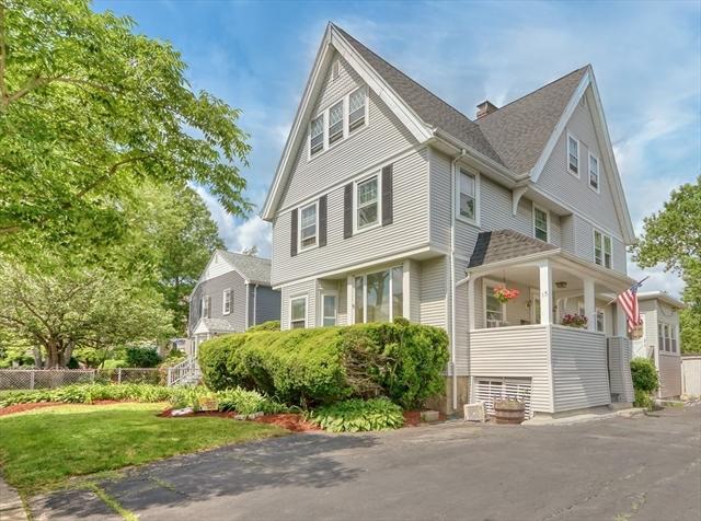 15 Maple Street Boston MA 02132