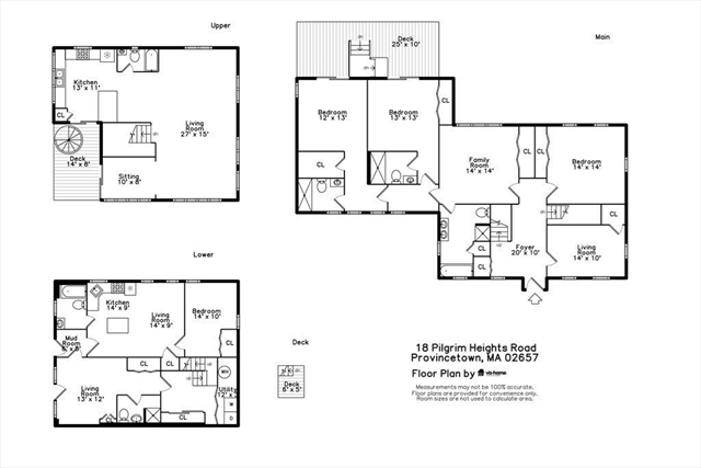 18 Pilgrim Heights Provincetown MA 02657