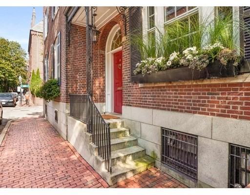 50 Brimmer Street, Boston - Beacon Hill, MA 02108