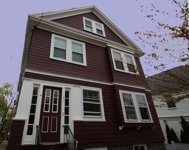 40 Pleasant Hill Avenue Boston MA 02126