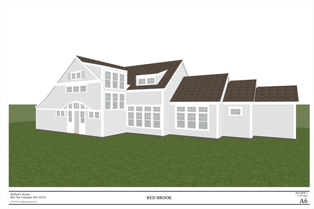 5 Red Brook Pond Drive Bourne MA 02534