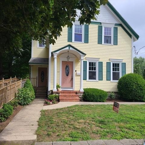68 Jenkins Avenue Whitman MA 02382