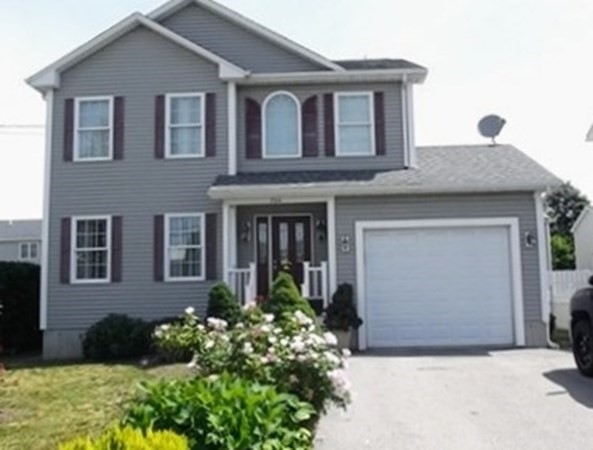 Beautiful colonial home built in 2011 , this meticulously maintained home is better than new. It offers 3 bedrooms, 2 bathrooms, large spacious open floor plan, hardwood floors, forced hot-air with central a.c, large yard, one car garage and much much more.Open House on June 19th, between 1pm and 3pm. No showings prior to the open house.