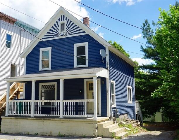 105 Cedar Street Fitchburg MA 01420
