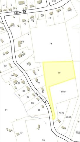 Lot 59 Summit Street Belchertown MA 01007