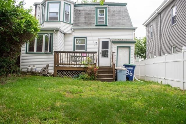 36 Sargent Avenue Somerville MA 02145