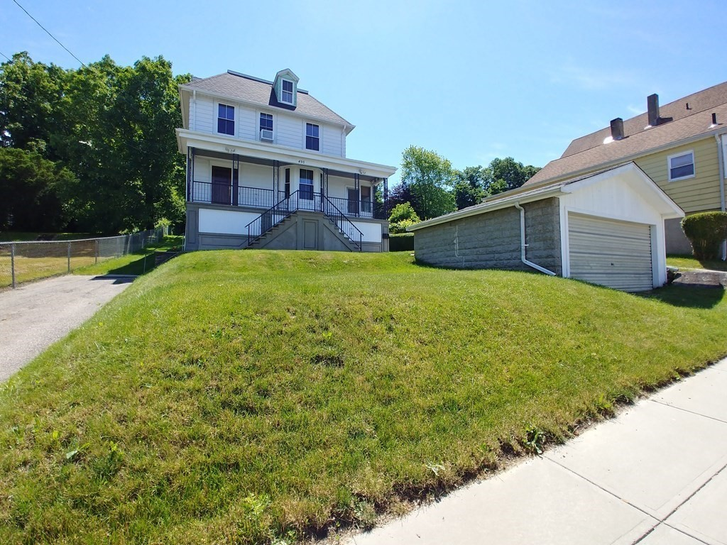 First showings Open House June 20, 2021 from 11:00 am to 1:00 pm please call to schedule a time slot.This well maintained home in the north end of Fall river features many upgrades such as roof, heat system, windows and more! A must see! This home is move in ready!