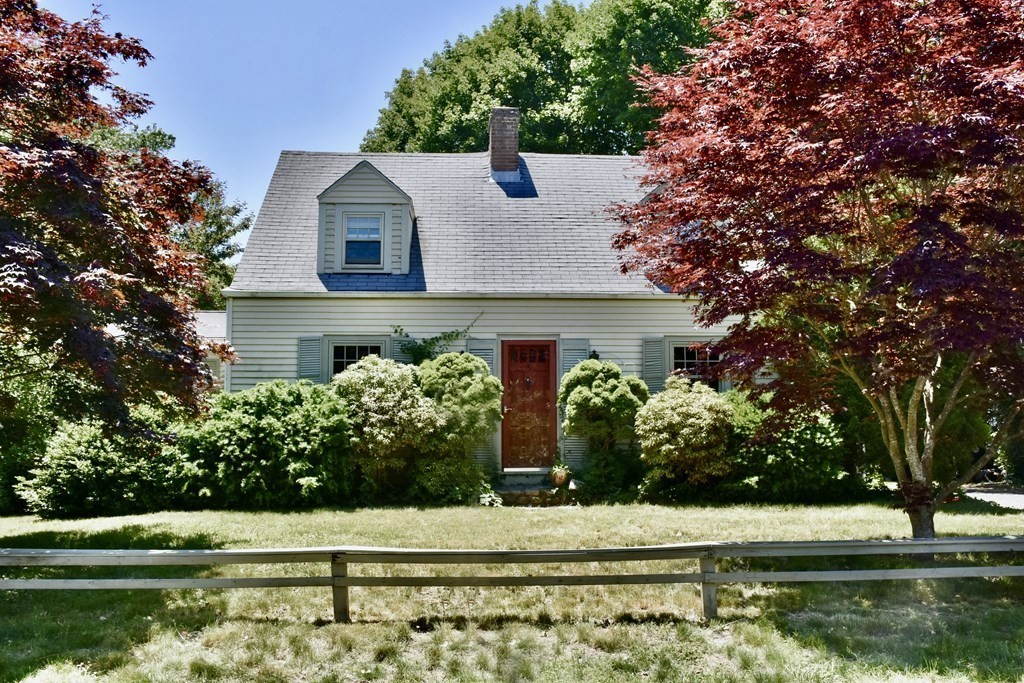 FIRST SHOWINGS TO BE AT OPEN HOUSE ON JUNE 19th FROM 1pm to 3pm........ LOCATED IN THE HEART OF PADANARAM VILLAGE ON A .41 acre lot. The potential for this Cape style residence is limitless with already 3 bedrooms and 2 full baths not to mention the family room could easily become a first floor master if desired. This property offers great opportunity for expansion as well. The interior is full of character with hardwood floors throughout, original beams along with built ins from 1950. There are 2 storage sheds on the property with lush trees and greenery that provide ample privacy. Walking distance to shops, restaurants, and the New Bedford Yacht Club, not to mention the Padanaram Harbor that has been named the best harbor in the Northeast in 2021 by US Harbors. Home being sold in *** AS IS ***  condition. Come turn this house into your home!!!