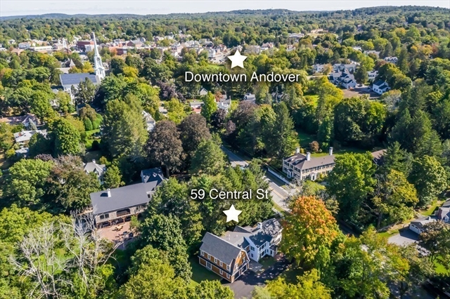 59 CENTRAL Street Andover MA 01810