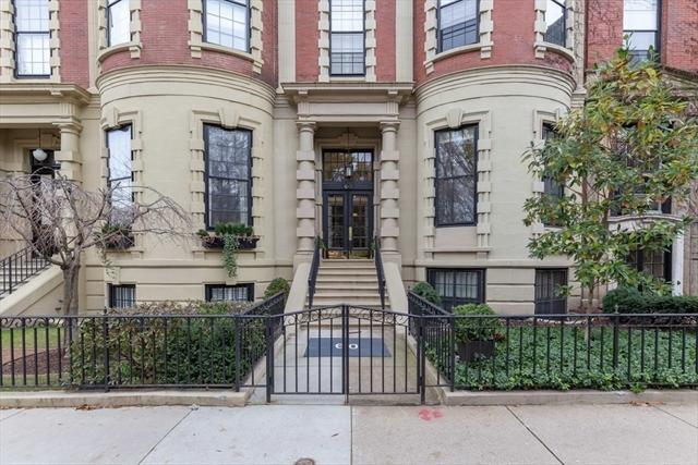 60 Commonwealth Avenue Boston MA 02116