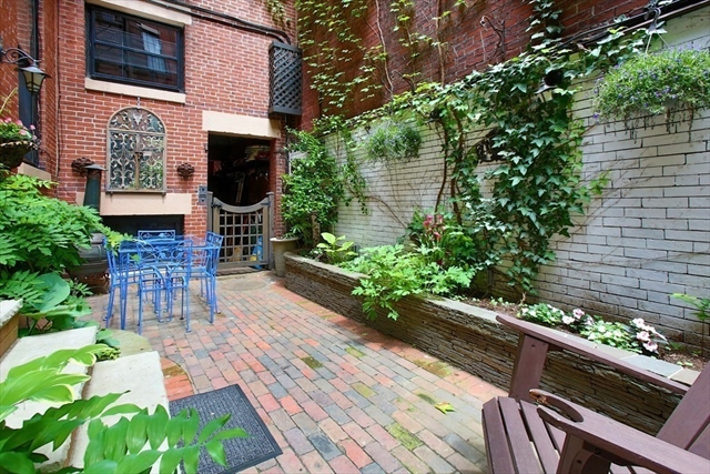 36 Pinckney Street Boston MA 02114