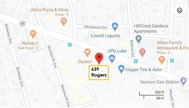 639 Rogers Street Lowell MA 01852