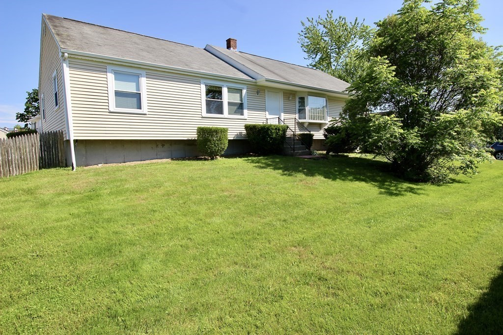 Sought after South Dartmouth ranch style side by side home. Large private yard, off street parking on quiet side street make this home a rare find! Large private fenced in yard. Each unit has 2 bedrooms, eat in kitchen, full bath and living room. Hardwood through main living areas and bedrooms. Vinyl sided for easy upkeep. Parking space for 4 vehicles.Close to schools, library, town beach and shopping! One unit currently occupied, second unit vacant. Home currently has septic system but has sewer stub at the lot , betterment paid in full. Buyer responsible for tie-in to sewer.