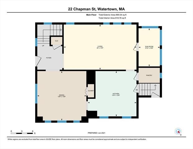 22 Chapman Street Watertown MA 02472